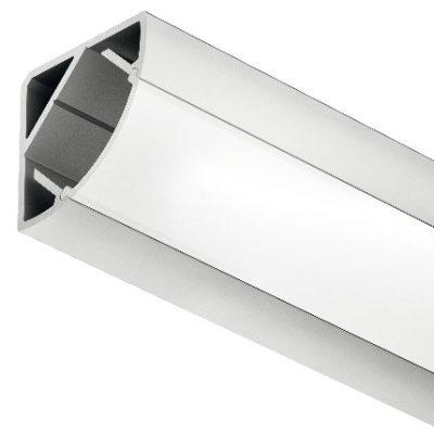 Led-nauhan alumiiniprofiili 2,5 m (AB-G 74812)